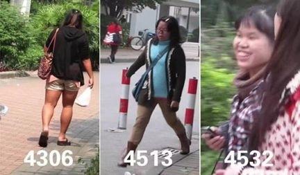 上海一展览作品《校花》:偷拍5000个女生长相还排名
