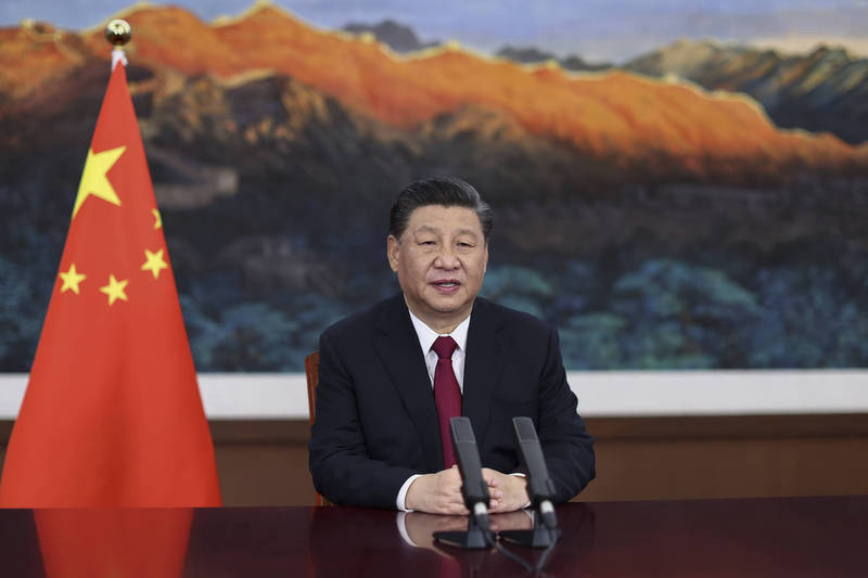 全球健康峰会 习近平承诺中国将捐30亿美元
